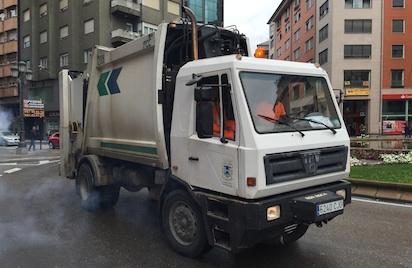 FCC podría perder la concesión del servicio de limpieza de Ponferrada / BierzoDiario
