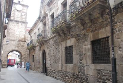 Museo del Bierzo ubicado en la calle del Reloj de Ponferrada / BierzoDiario