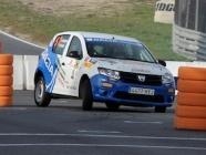 Meritorio papel de los equipos bercianos en el Rallye de Madrid