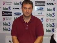 Díaz se muestra satisfecho de la adaptación de los nuevos a la Ponferradina