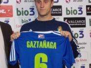Gaztañaga viene a la Ponferradina con ganas de acumular minutos y experiencia