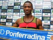 La Ponferradina consigue la cesión del delantero liberiano William Jebor