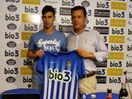 Nacho López augura mucha competencia para jugar en la Ponferradina