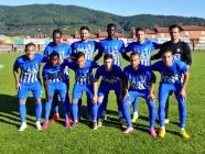 Ponferradina y Atlético Bembibre firman tablas en Fabero (1-1)