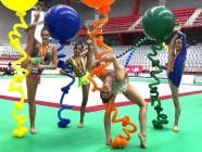 Los mejores clubes de gimnasia compiten el sábado en Ponferrada