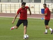 Iago Díaz llega a la Ponferradina tras rescindir su contrato con el Almería