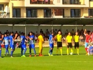 La Ponferradina vuelve a perder en los minutos finales (2-1)
