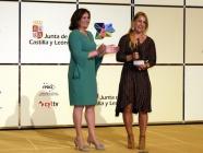Lydia Valentín recoge su quinto Pódium como mejor deportista Castilla y León