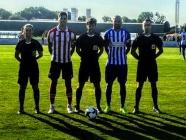 La Ponferradina golea al filial del Athletic en el último ensayo de la pretemporada (0-4)