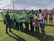 Atlético Bembibre y Almazán empatan en un partido sin historia (0-0)