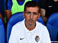 El segundo entrenador de la Ponferradina, sancionado con tres partidos