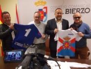 La selección del Bierzo ya tiene camiseta