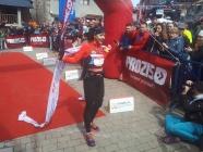 Denisa Dragomir repite triunfo y Manuel Anguita se estrena en la Alto Sil