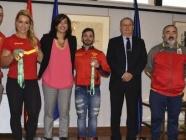 La presidenta del CSD elogia a Lydia Valentín como «icono del deporte femenino»