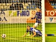 Yuri salva un punto para la Ponferradina ante un buen Celta B (2-2)