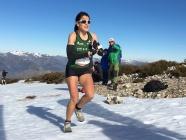 Joseba Díaz y Verónica Sánchez se llevan la victoria en el Vertical al Bobia