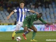 La Ponferradina incorpora a Jon Gaztañaga, cedido por la Real Sociedad