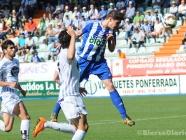 La Ponferradina gana por fin al Lugo para reengancharse al sueño (1-0)