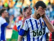 El gol de Acorán no saca del descenso a una mejorada Ponferradina (1-1)
