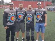 Dos quintos puestos y un noveno para los arqueros bercianos en A Coruña