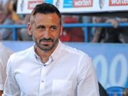 Manolo Herrero, el entrenador más efectivo de la Ponferradina esta temporada