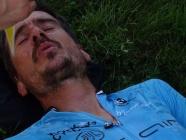 Mikel Azparren abandona su intento de récord de España de las 12 horas