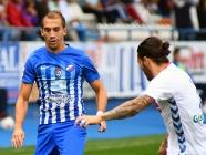 Un gol de Caiado sostiene el sueño de la Ponferradina en la Copa del Rey (0-1)
