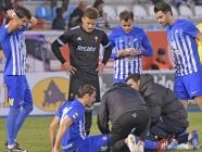 Néstor Salinas tendrá que pasar por el quirófano tras la lesión del domingo