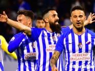 La Ponferradina mete presión a sus rivales con una victoria cómoda (3-0)